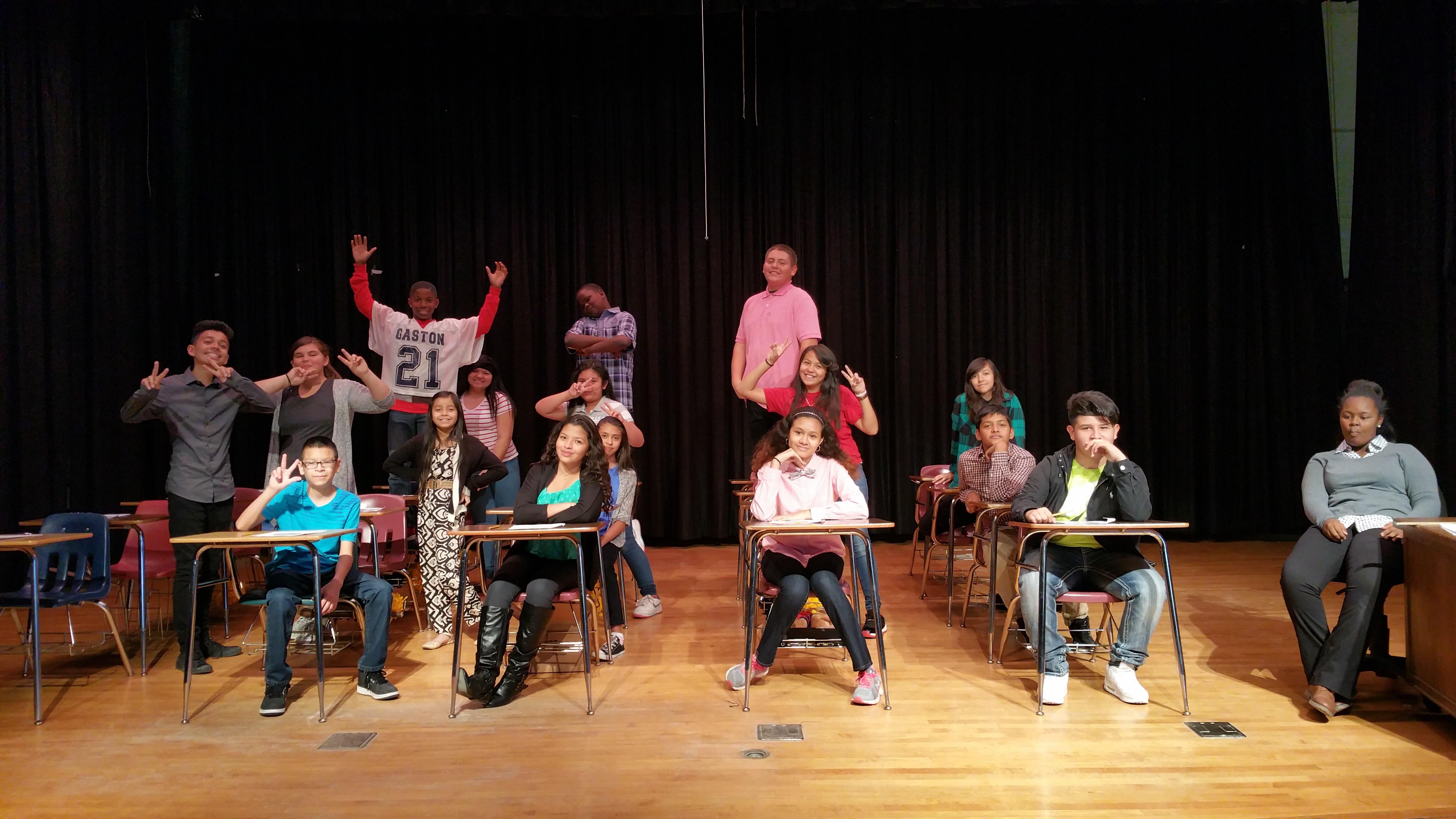 Davis Drama Club