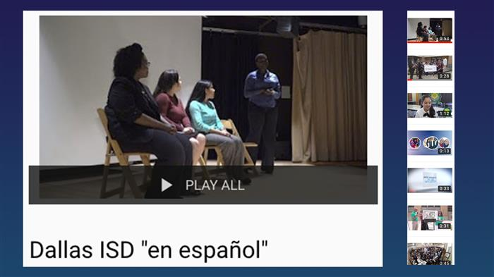 Dallas Schools Television / DSTV Home